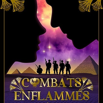 Florence Barnaud Romancière Combats_Enflammés Link Thumbnail | Linktree