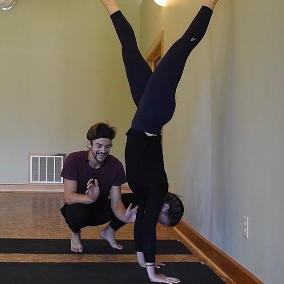 3 Day Handstand Kick-Start
