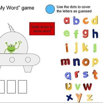 @RebeccaAllgeier Alvin the Alien - game Link Thumbnail | Linktree