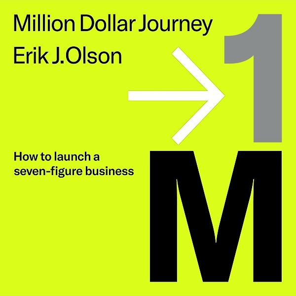 @Iamerikjolson My book, Million Dollar Journey Link Thumbnail | Linktree
