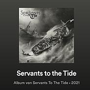 @ServantsToTheTide Spotify Link Thumbnail | Linktree