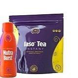 CBD tea and Nutraburst