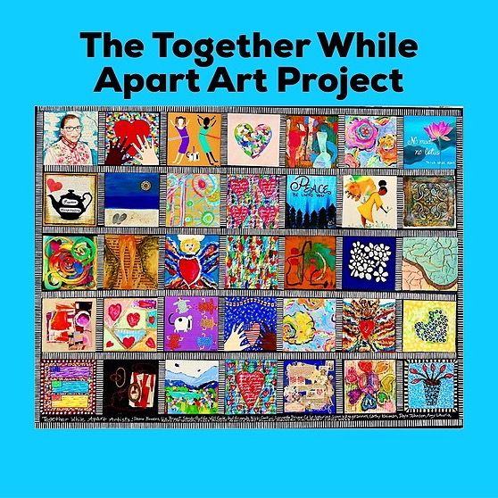 @TogetherWhileApartArtProject (TogetherWhileApart) Profile Image | Linktree