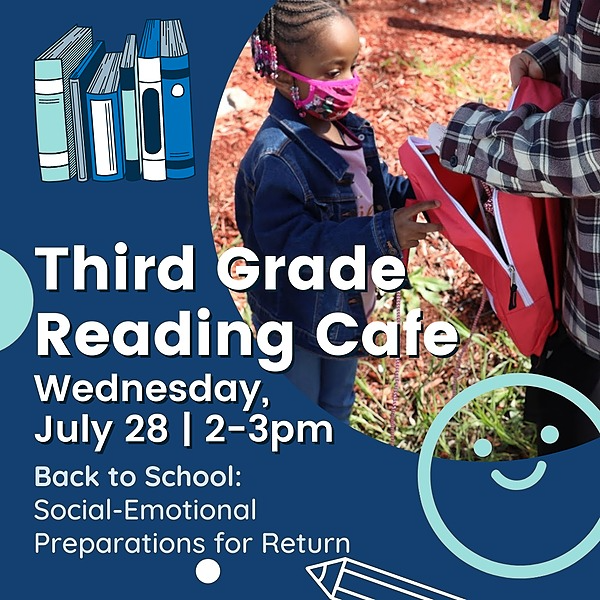 Detroit Parent Network Third Grade Reading Café Link Thumbnail | Linktree
