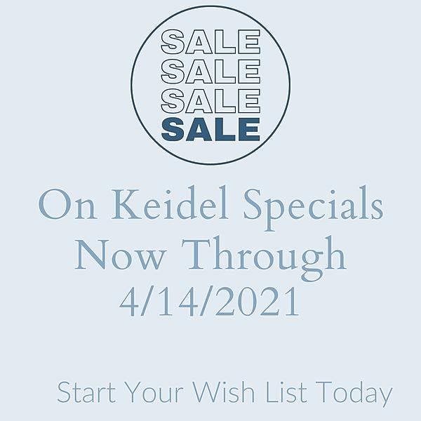 Keidel Keidel Specials Link Thumbnail | Linktree