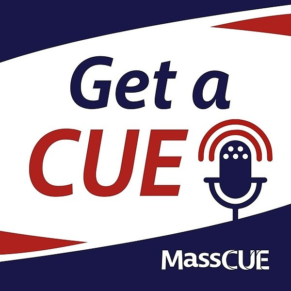 "Check out my fabulous chat with the AMAZING Brandon HALL for the MassCUE ""GET A CUE"" Podcast!"