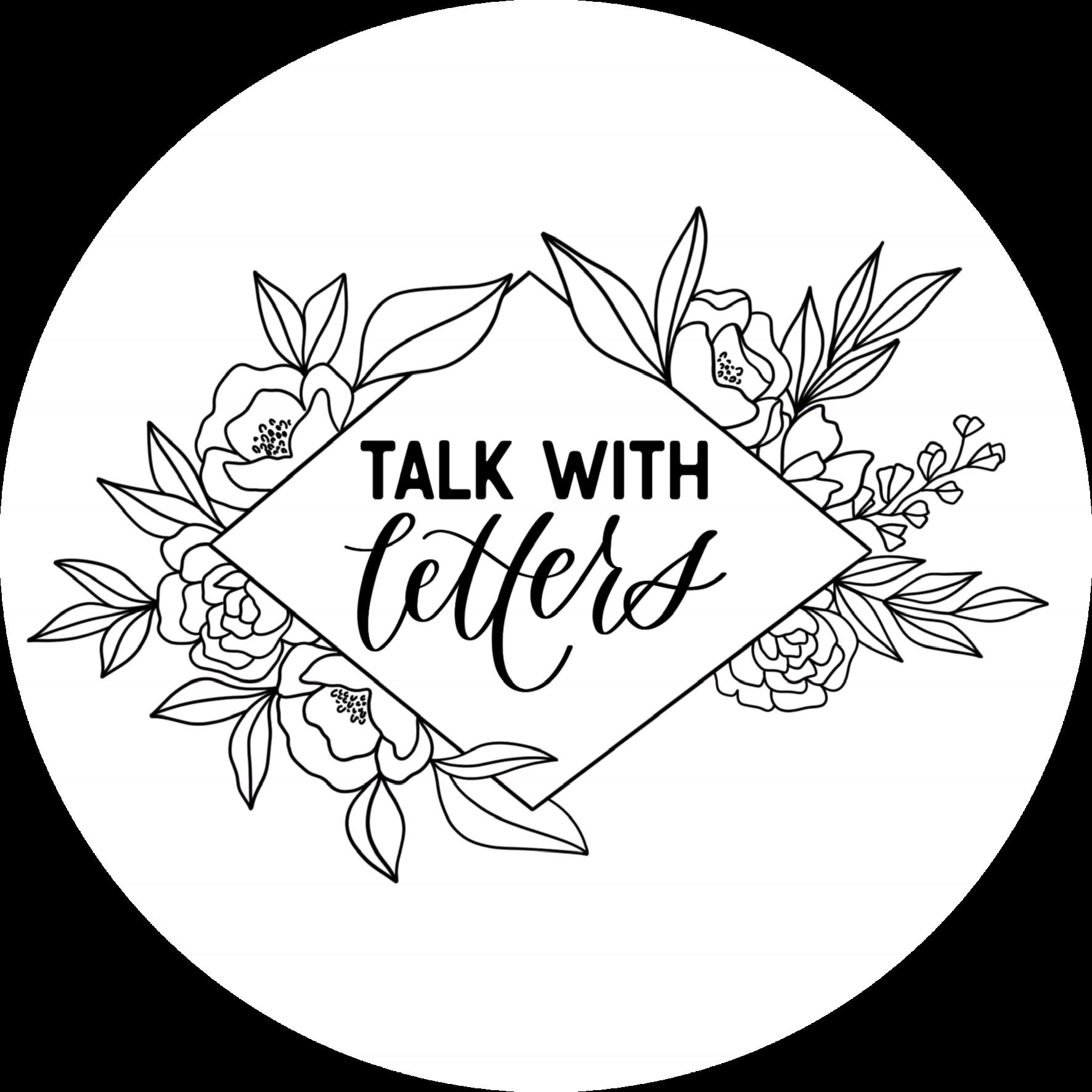 @talkwithletters Profile Image   Linktree