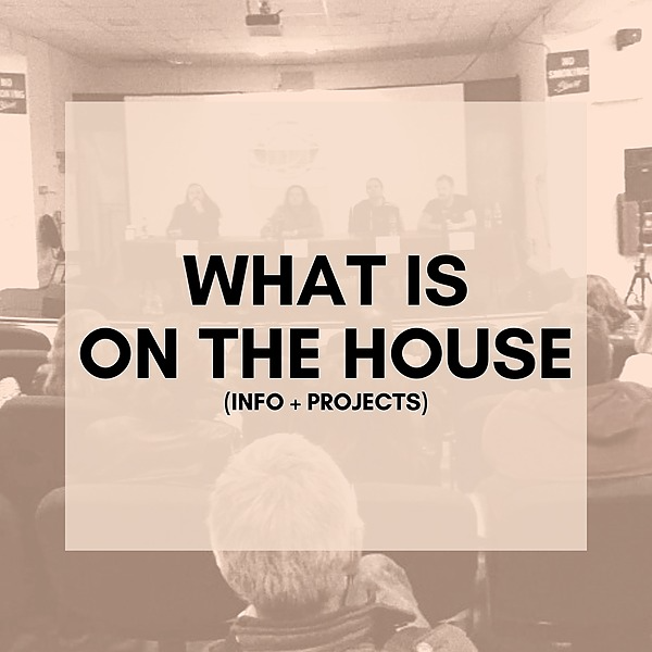 @onthehousemusic What Is On The House? Link Thumbnail   Linktree