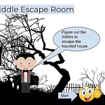 @RebeccaAllgeier Escape room - haunted house - riddles Link Thumbnail | Linktree