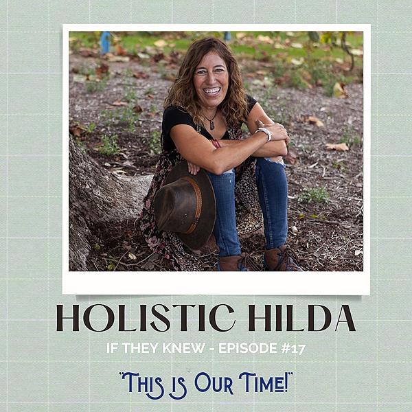 Holistic Hilda - May 22 -- THRIVE