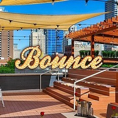 Tony P's July Networking Event at Bounce Sporting Club's Rooftop - Wednesday July 14th