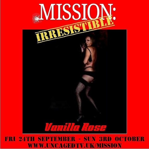 Vanilla Rose #Burlesque Online Show on UNCAGED TV - Mission: irresistible Link Thumbnail   Linktree