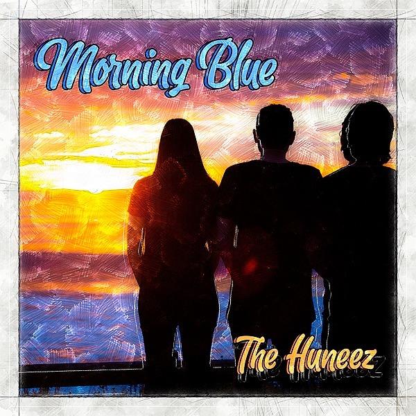 The Huneez MORNING BLUE - SPOTIFY Link Thumbnail | Linktree
