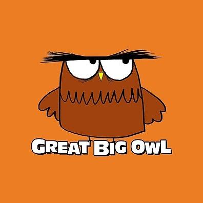 GREAT BIG OWL (greatbigowl) Profile Image   Linktree