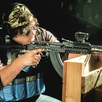 Rainier Arms Armory Staff Tyler Killgore - Technical Support  Link Thumbnail | Linktree
