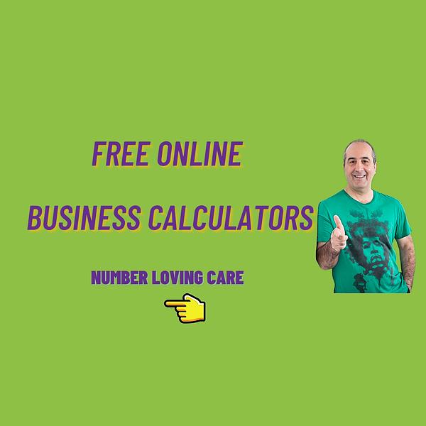 Online Business Calculators