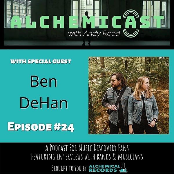 Ben DeHan Alchemicast Interview Link Thumbnail   Linktree