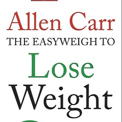 "Allen Carr's book ""The Easy Way to Loose Weight"" (affiliate link)"