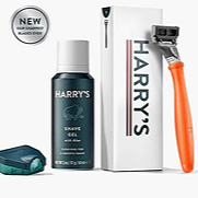 @couponswithalysia Free Harry's Shave Set! Link Thumbnail | Linktree