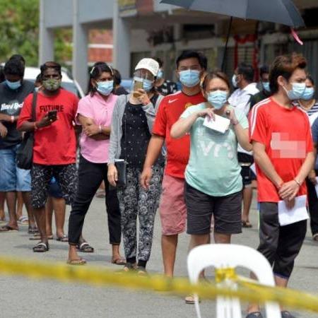 @sinar.harian Percepatkan vaksinasi di Lembah Klang mampu kawal Covid-19 Link Thumbnail | Linktree