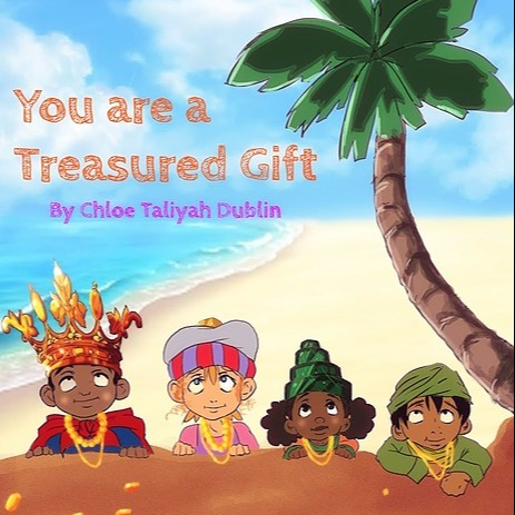 @TaliyahD You Are a Treasured Gift Children's Book Link Thumbnail | Linktree