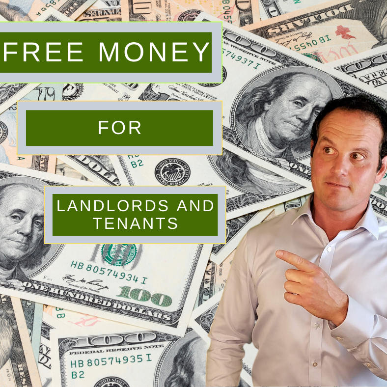Financial Help for Landlords and Tenants - Apply for this free money!