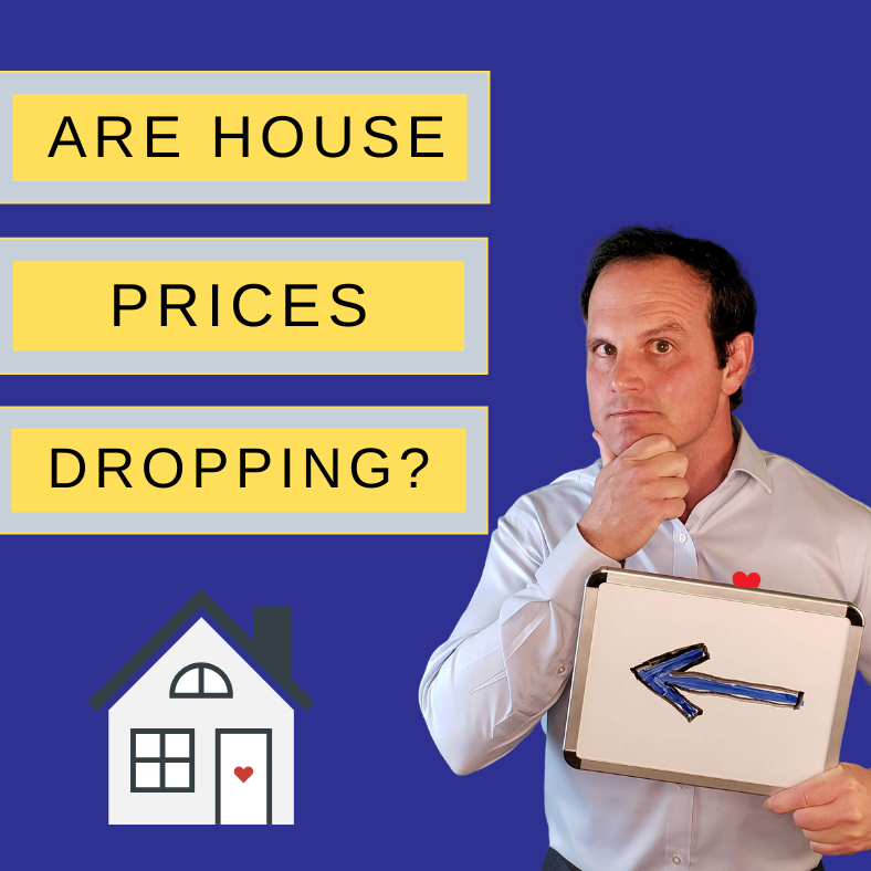 Are House Prices Going Down in Orange County, CA?
