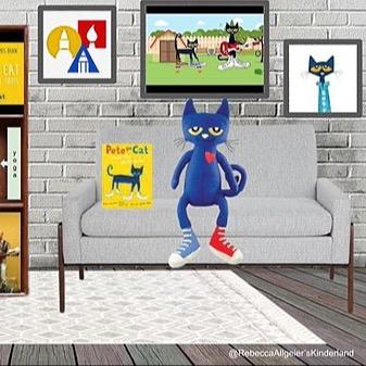 @RebeccaAllgeier Pete the Cat - retell Link Thumbnail | Linktree