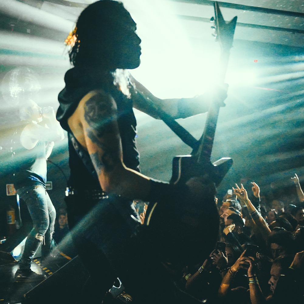 THE WORLD OF ERIC13 COMBICHRIST on SPOTIFY Link Thumbnail | Linktree