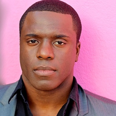 April Guest Host - Davon Williams