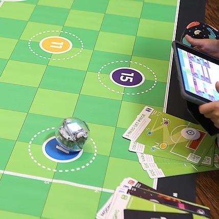 STEM Education Works Sphero Code Mat Link Thumbnail | Linktree