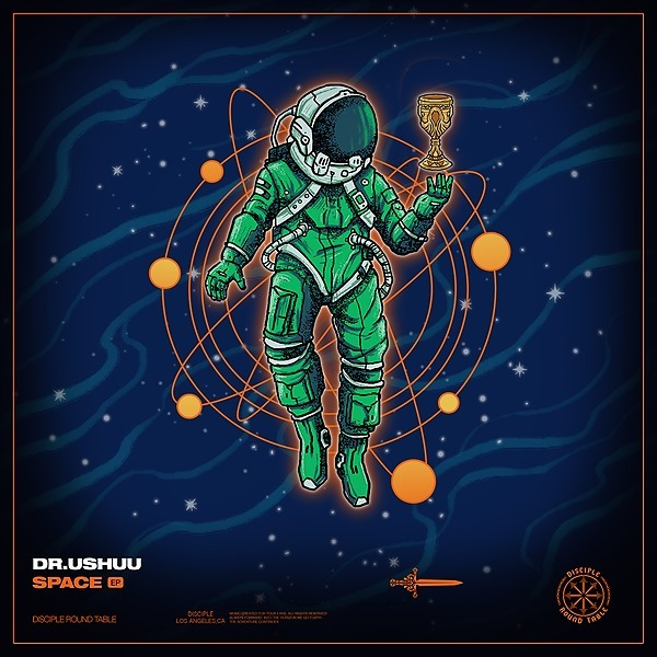 Round Table Releases & Merch Dr. Ushuu - Space EP [OUT NOW] Link Thumbnail | Linktree