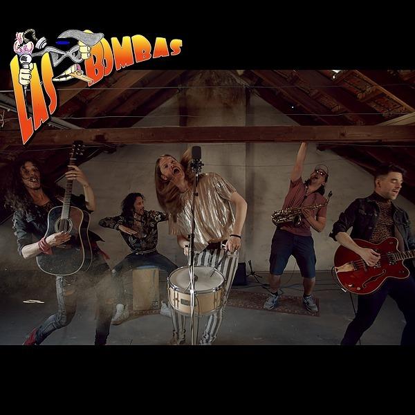 Las Bombas - Soul n Roll Smells like Polka (Smells like Teen Spirit) Link Thumbnail   Linktree