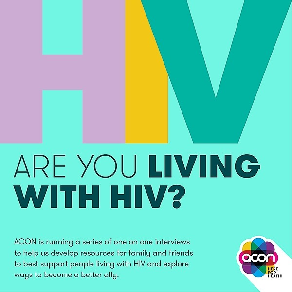 @ACONhealth Becoming Better Allies of People Living with HIV: PLHIV Survey Link Thumbnail   Linktree