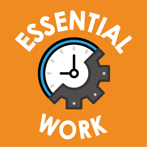 Nathan Ruggles Essential Work: Exploring the Past, Present & Future of Jobs Link Thumbnail | Linktree