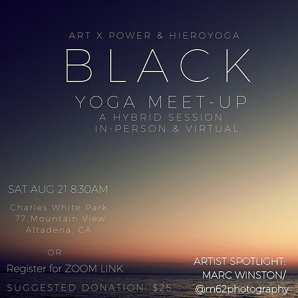 7NMS  E + M BLACK YOGA MEETUP: Aug 21 Link Thumbnail   Linktree