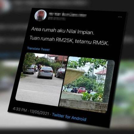 @sinar.harian Padah sebar berita palsu 'Tuan Rumah RM25K, Tetamu RM5K' Link Thumbnail | Linktree