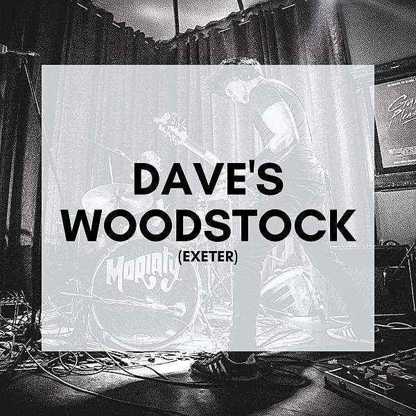 @onthehousemusic 4th Sept  Dave's Woodstock (Exeter) Link Thumbnail   Linktree
