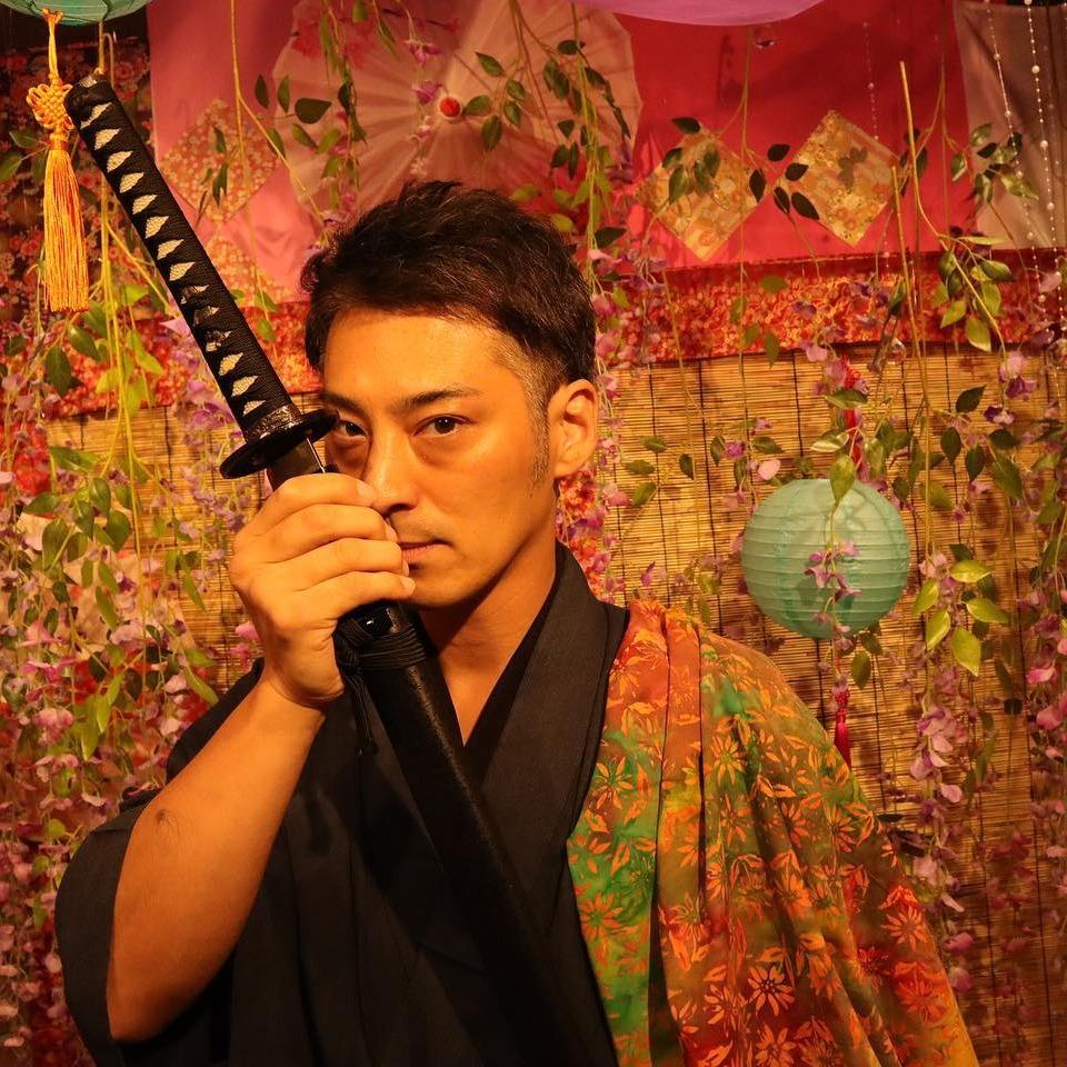 刀パフォーマー: 北斗/Hokuto