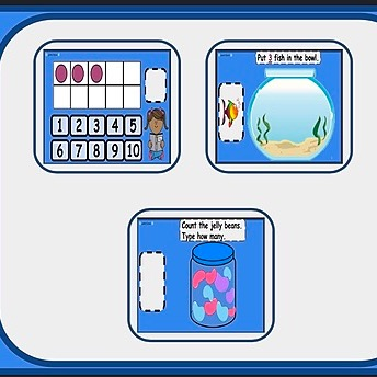 @WinterStorm Number Sense Room w/ 3 *Choice Activities* Link Thumbnail   Linktree