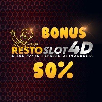 RESTOSLOT4D SITUS SLOT ONLINE (restoslot4d) Profile Image   Linktree