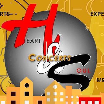 Heart & Soul Concerts Organization website Link Thumbnail | Linktree