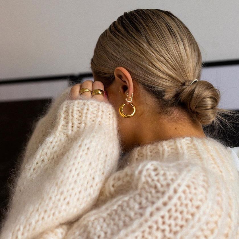 @fashionhr Praktična frizura gotova u nekoliko trenutaka koja baš uvijek izgleda sjajno Link Thumbnail | Linktree