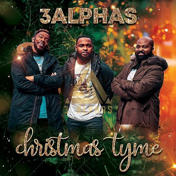 @THR3E Christmas Tyme- Apple Music Link Thumbnail | Linktree