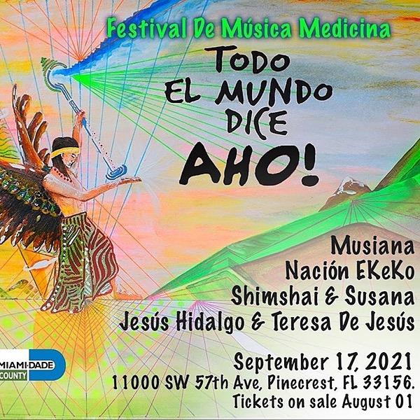 @NacionEkeko Todo el mundo dice Aho! _Tickets a la venta Link Thumbnail | Linktree