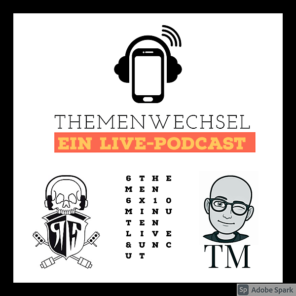 @Tommittelbach Themenwechsel - der Podcast Link Thumbnail | Linktree