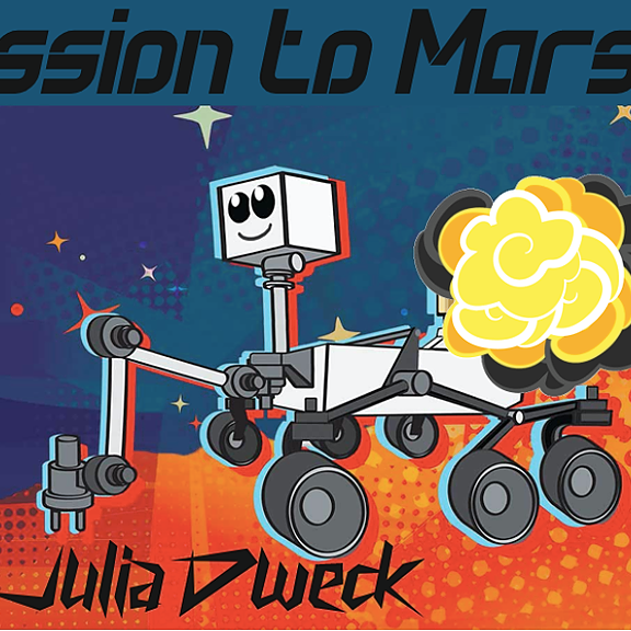Mission to Mars: Design & Learn *A STEAM Jam for the 2/18 Perseverance Landing!
