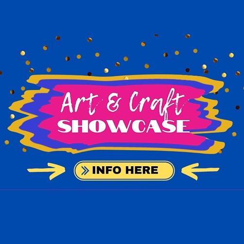 Art & Grace The Art & Craft Showcase  Link Thumbnail   Linktree