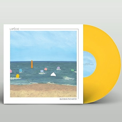 LAPÊCHE LTD 💛 180g yellow vinyl 'Blood In The Water' avail exclusive from US distro/stores only! [Check it here!] Link Thumbnail   Linktree