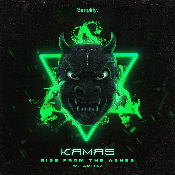 @simplifyrecs Kamas - Rise From The Ashes (feat, Amitav) Link Thumbnail | Linktree
